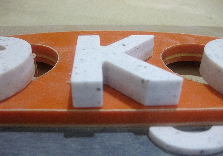 Стоимость фрезеровки искусственного камня